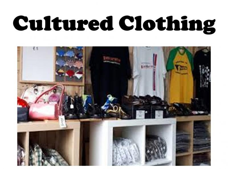 Cultured Clothing