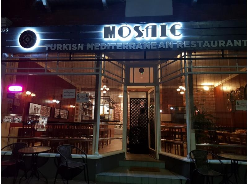 Mosaic Turkish Restaurant