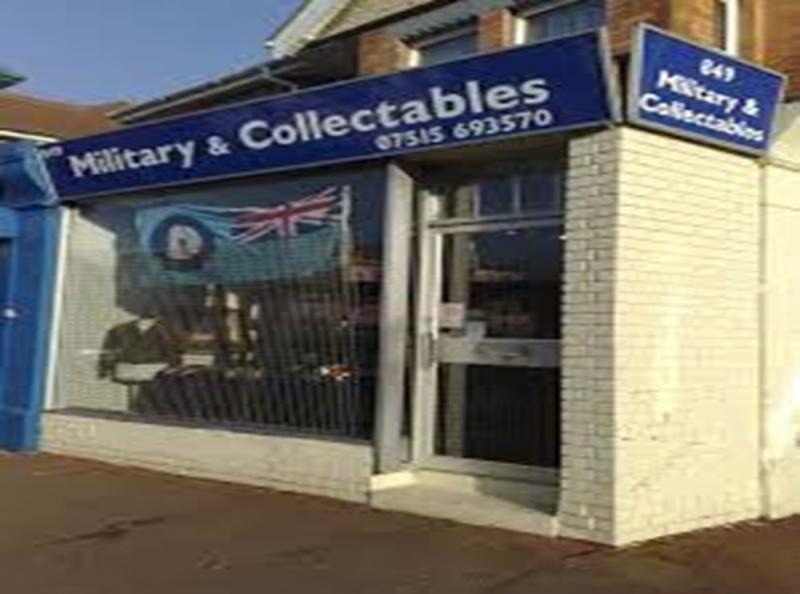 Military and Collectables