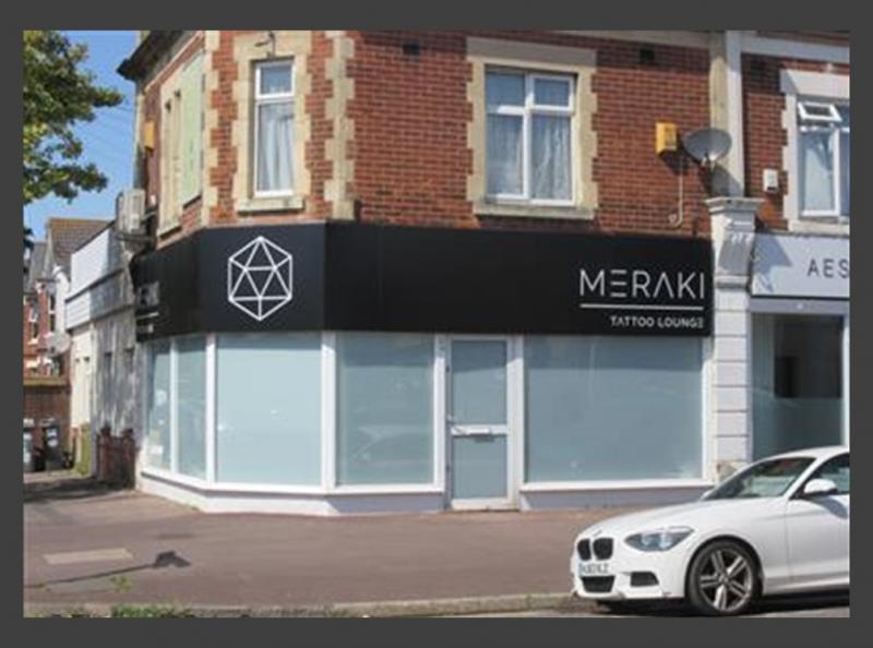 Meraki Tattoo Lounge