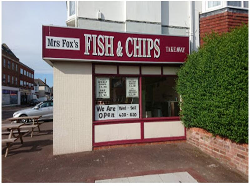 Mrs Fox's Fish and Chips