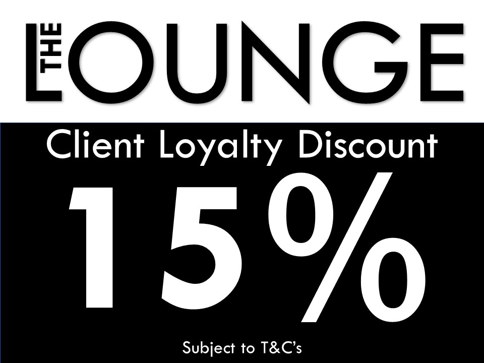Loyalty Discount ...